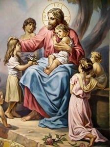 Iisus-si-copii