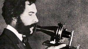Graham Bell - Istoria telefonului