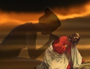rugaciune cu Iisus