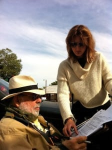 1398853373Adriana Rotaru cu Francis Ford Coppola la filmul Twixt
