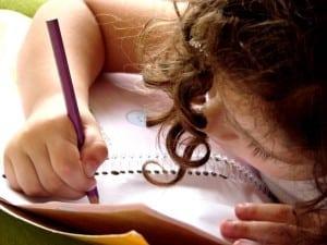 girl_writing