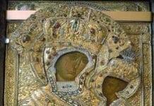 Icoana Tikvin a Maicii Domnului