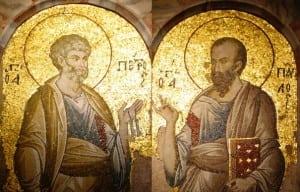 Sfinţiii Apostoli Petru şi Pavel