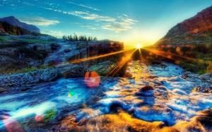 sky-rays-sun-water-nature-600x960