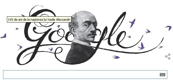 Alecsandri+celebrat+de+Google_491834