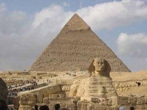 piramide din egipt