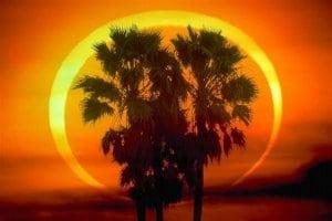 eclipsa totală de Soare