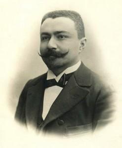 Emil Racovita in 1897