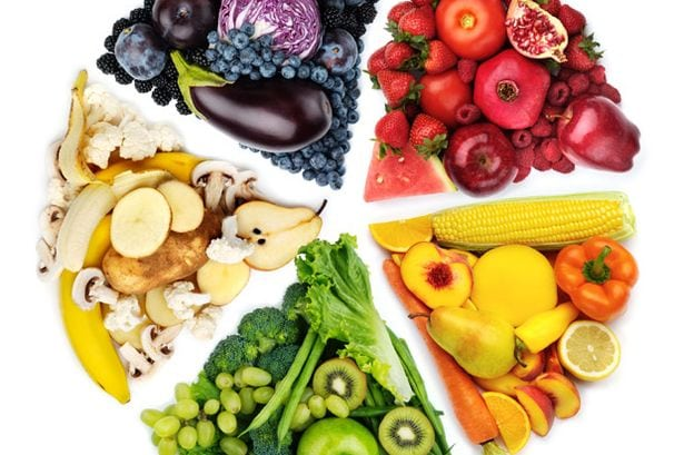 Secretul din fructe şi legume
