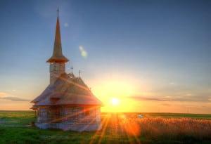 biserica luminoasa