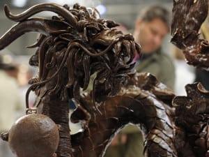 Muzeul ciocolatei la Bruxelles