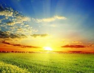 Soarele – o forță vindecătoare