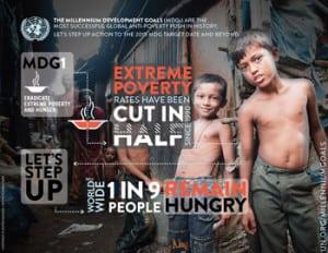 Ziua Internațională pentru Eradicarea Sărăciei