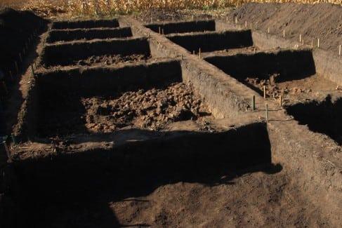 locuință pre-Cucuteni