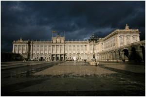 Palat regal Spania