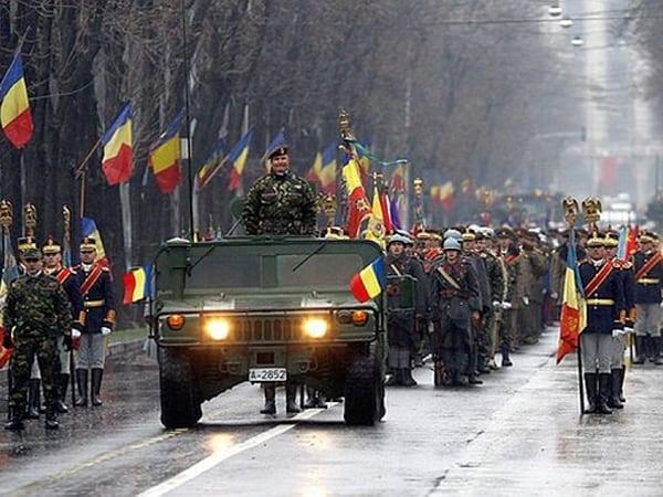 1 Decembrie este Ziua Naţională a României