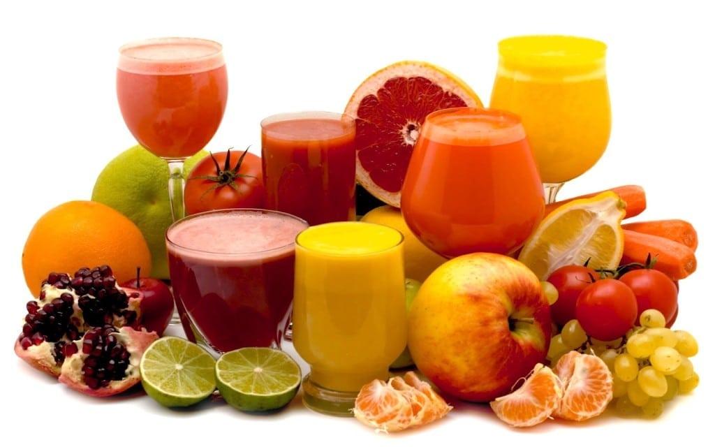 fructele și legumele