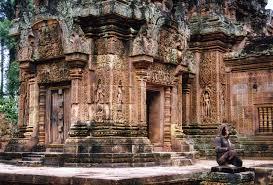 templul banteay srei