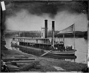 Vaporul cu aburi-Fulton