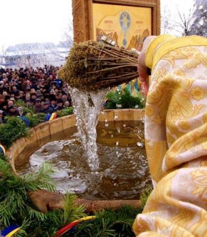 Crăciunul şi Botezul