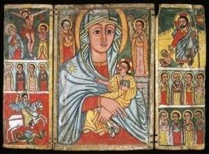 Arta coptă