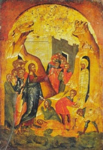 Invierea lu Lazar1