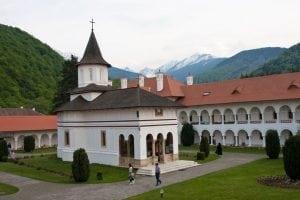 manastirea de la sambata