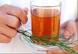 ceai din pin