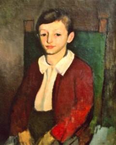 corneliu-baba-portret-de-copil