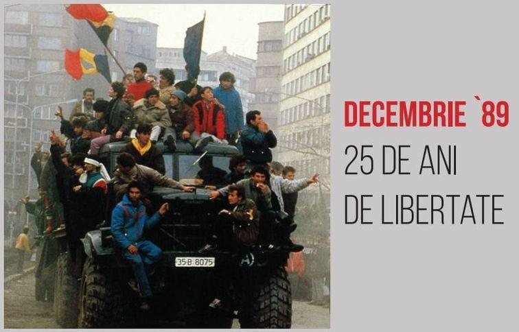 """""""Decembrie '89. 25 de ani de libertate"""""""