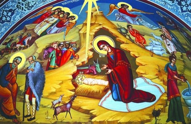 Naşterea lui Iisus