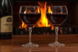 vinul rosu