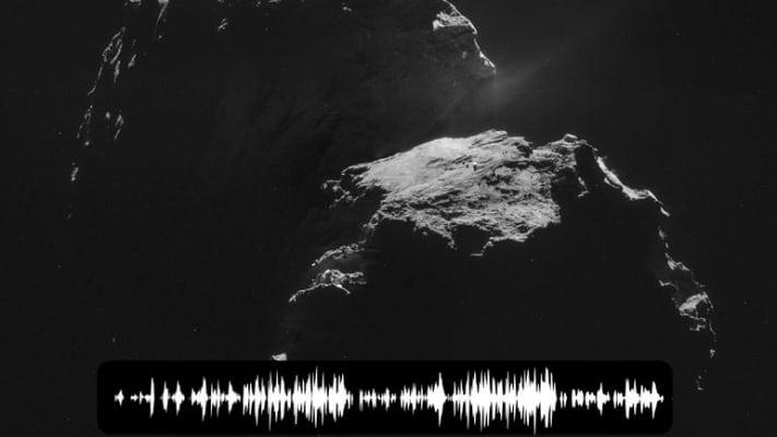 67P Ciuriumov-Gherasimenko cometa