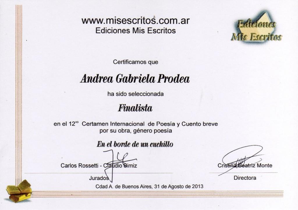 Diploma 13