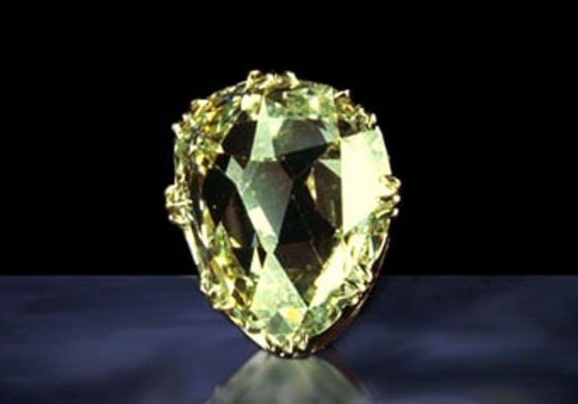 The Sancy Diamond