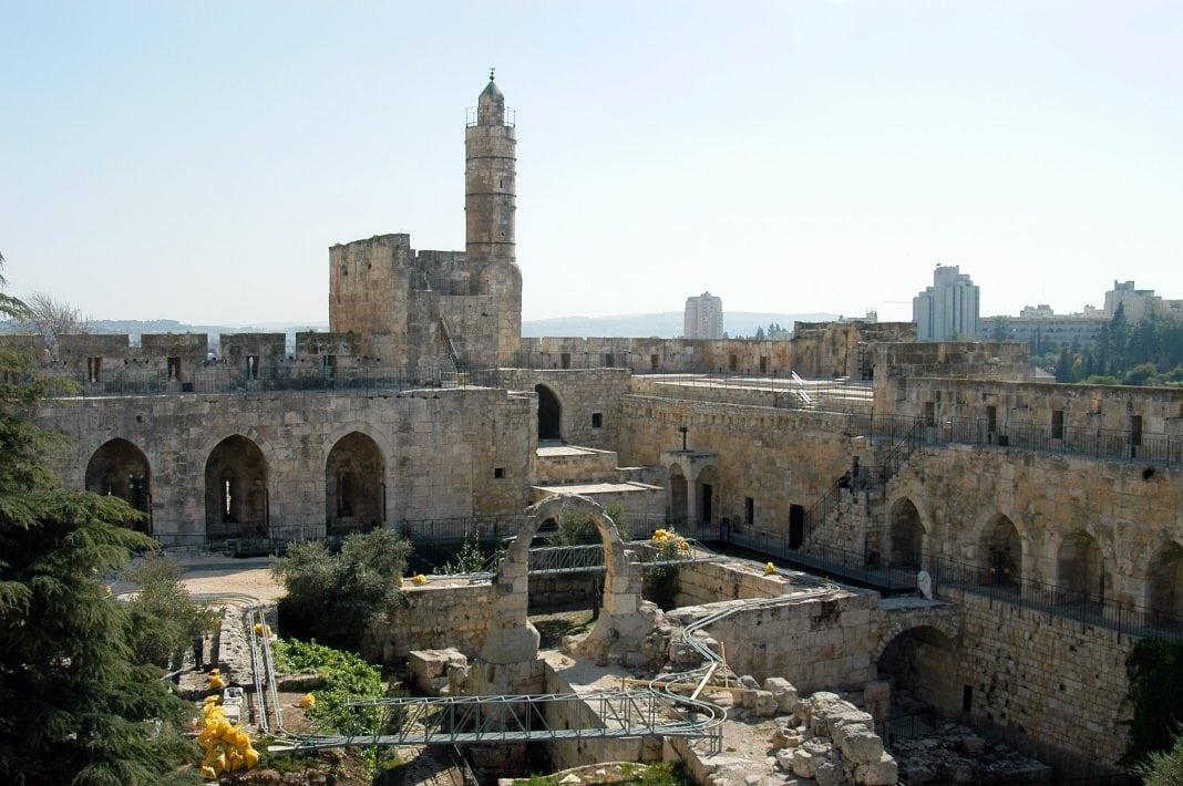 The Citadel/Tower of David