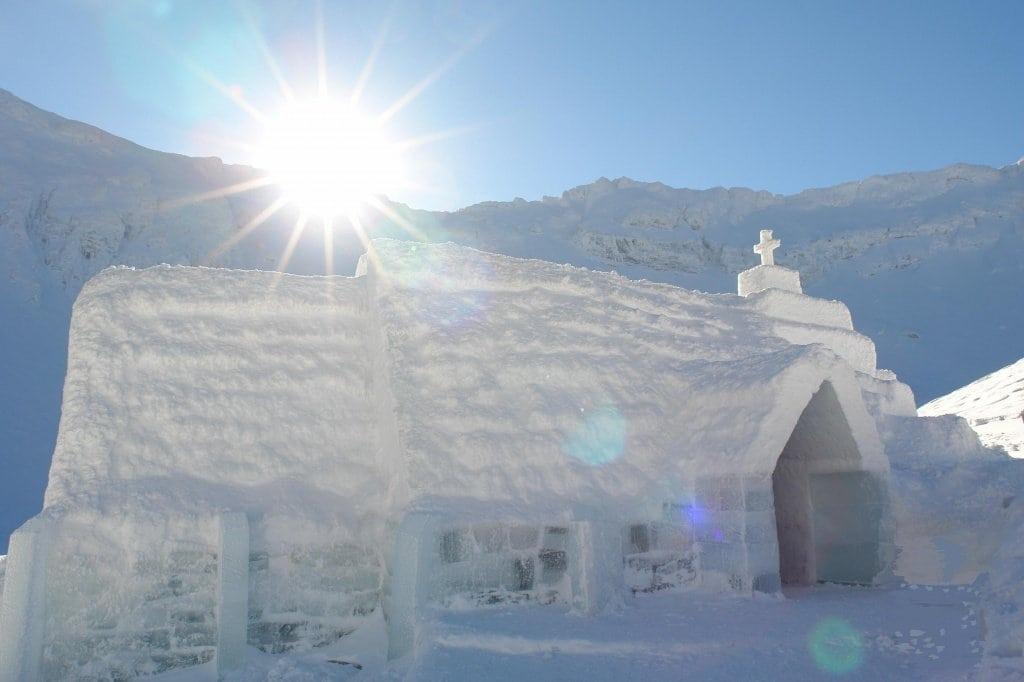 biserica de gheaţă