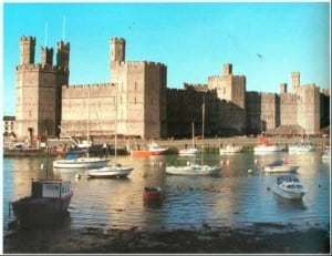 castel din Anglia
