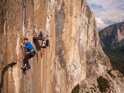 Doi americani au cucerit Vârful El Capitan