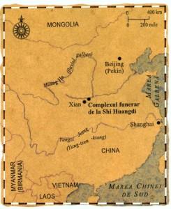 harta China 3