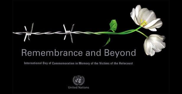 Ziua Internațională de Comemorare a Holocaustului