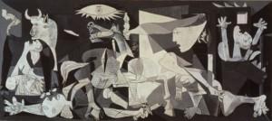 picasso - guernica, una din cele mai faimoase picturi