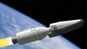 Intermediate-eXperimental-Vehicle ESA