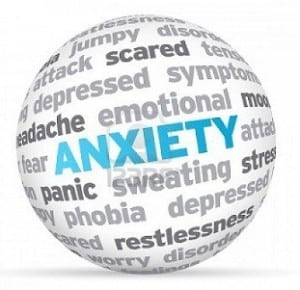 anxiety Frica