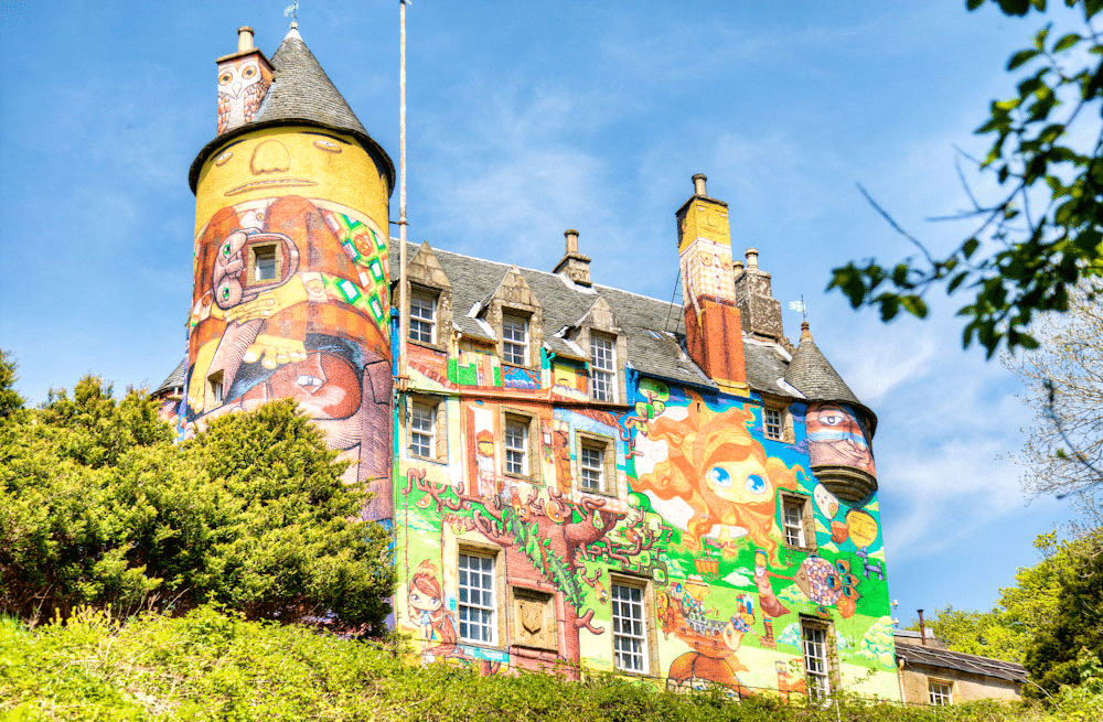 Castelul Kelburn,