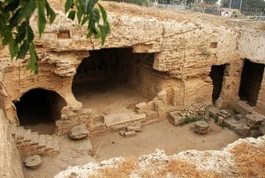 catacombele solomonia