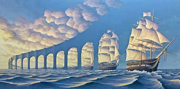 Iluziile optice: De la Aristotel, la reţeaua Hermann sau Op-Art