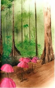 pădurea ecuatorială