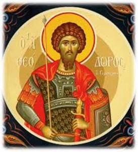 sf Teodor Stratilat