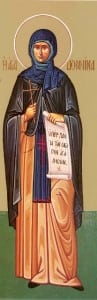Sfinta Domnina